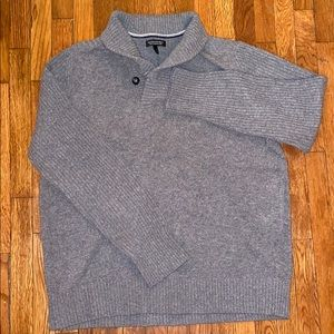 Banana Republic Shaw neck wool sweater